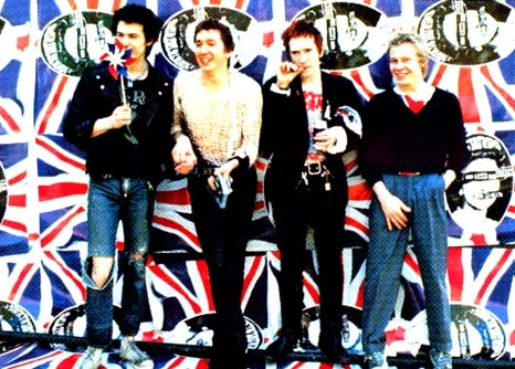 The Sex Pistols: Bodies